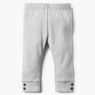 Gymboree Ribbed Button Leggings