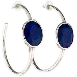 Ippolita Lapis Lazuli Hoop Earrings