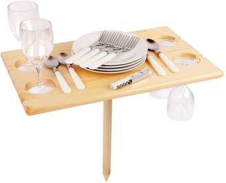 Sunnylife Luxe Andaman Picnic Basket for Four