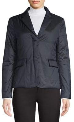 Theory Classic Button-Front Jacket