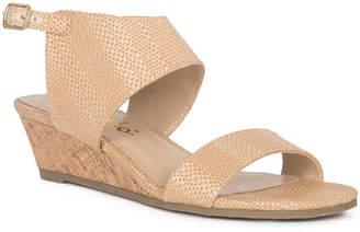 Callisto of California Bronzer Wedge Sandal - Women's