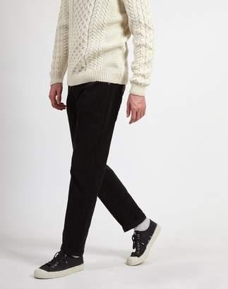 Lois Jeans - Sierra Slim Fit Needle Cord Pant Black