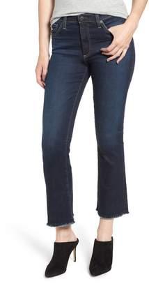 AG Jeans Jodi High Waist Crop Flare Jeans