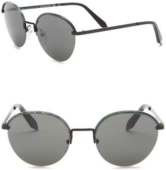 Victoria Beckham Women's 52mm Round Sunglasses