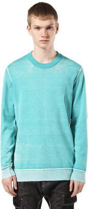 Diesel Black Gold Diesel Sweaters BGKJC - Blue - L