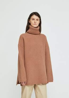 Acne Studios Chunky Wool Turtleneck Sweater