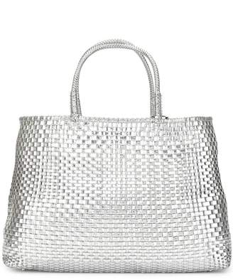0150b9bfe8c Large Silver Tote Bags - ShopStyle
