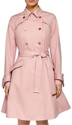 Ted Baker Marrian Flared Trench Coat