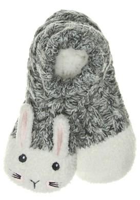 Mix No. 6 Bunny Women's Slipper Socks