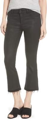 DL1961 Lara Instasculpt Crop Flare Jeans