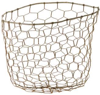 Rejuvenation Large Wire Storage Basket