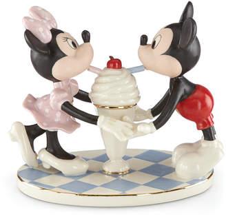 Lenox Soda Shoppe Sweethearts Figurine
