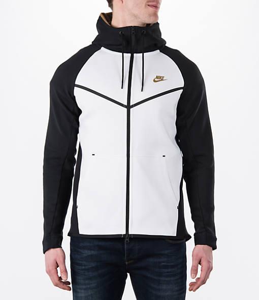 Nike Men's Tech Fleece Windrunner Full-Zip Hoodie