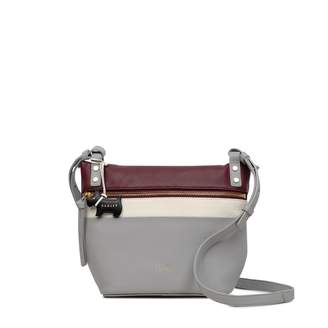 0db704ed37 Radley Kensal Colourblock Large Zip-Top Hobo Bag