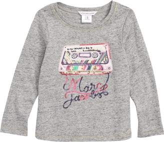 Little Marc Jacobs Sequin Graphic Tee