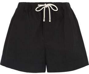 Helmut Lang Cotton-Twill Shorts