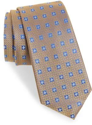 Nordstrom Sandy Medallion Silk Tie