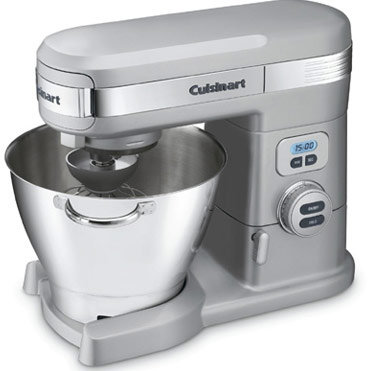 Cuisinart Brushed Stainless Stand Mixer