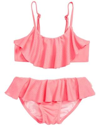 Seafolly Ruffle Two-Piece Swimsuit