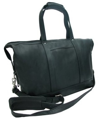 Piel Leather MEDIUM CARRY-ON SATCHEL