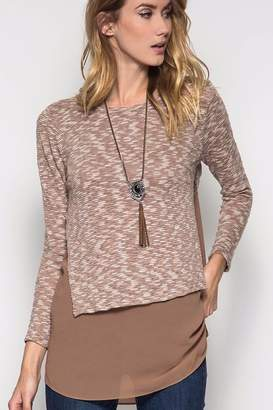 People Outfitter Lily's Knit Tunic