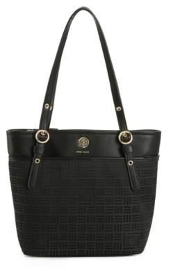 Anne Klein Logo Pocket Shoulder Bag