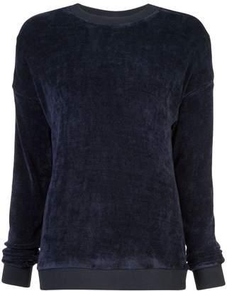 Tibi classic fitted sweater