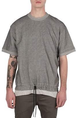Zanerobe Stripe Box Sweatshirt