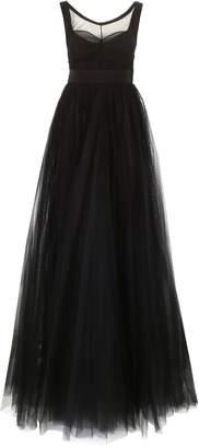 N°21 N.21 Long Tulle Dress