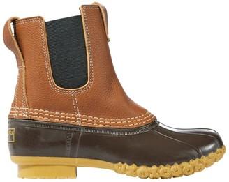 "L.L. Bean Women's Chelsea L.L.Bean Boots, 7"" Tumbled Leather"