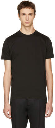 DSQUARED2 Black Chic Dan Logo T-Shirt