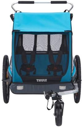 Thule Coaster XT Double Seat Bike Trailer