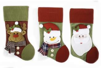 Imperial Home Christmas Stocking