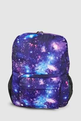 Next Purple Cosmic Backpack