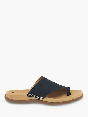 Gabor Lanzarote Toe Post Flat Sandals