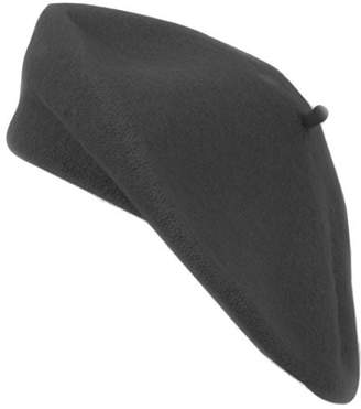 a681c8f1919 at Amazon Canada · boxed-gifts Ladies Solid Colo French Wool Beret
