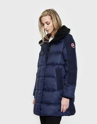 Canada Goose Altona Coat in Admiral Blue