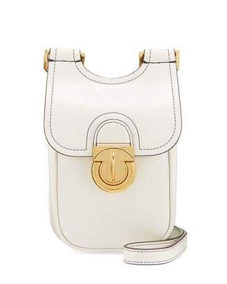 d8ece4621 Tory Burch White Leather Crossbody Handbags - ShopStyle
