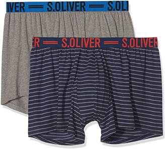 S'Oliver Big Size Men's 26.899.97.4245 Boxer Shorts,XXXX-Large