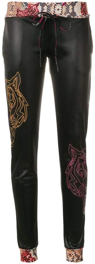 Plein Sport Kira Layl jogging trousers