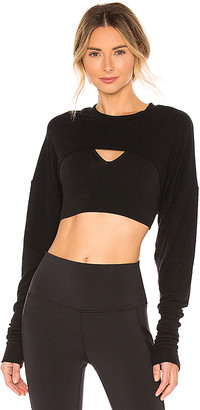 Alo Extreme Long Sleeve Top