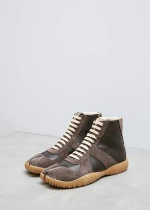 Maison Margiela High Top Tabi Sneaker