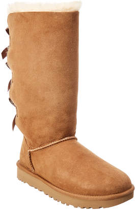 UGG Bailey Bow Tall Ii Water-Resistant Suede Boot