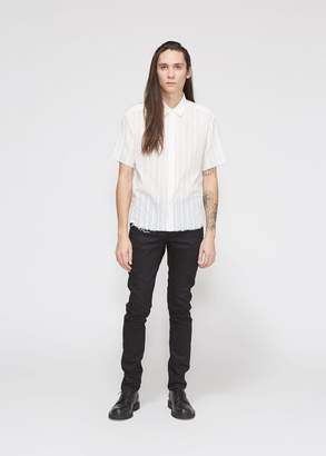 Saint Laurent Short Sleeve Gauze Shirt