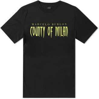 Marcelo Burlon County of Milan Sleepwalker Tee