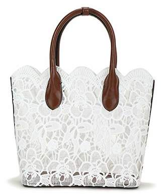 clear inOne Vintage Solid Tote