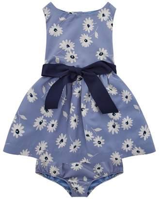 Polo Ralph Lauren Floral Print A-Line Dress