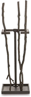 Michael Aram Branch Fireplace Tools