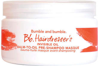 Bumble and Bumble Hairdresser's Balm To Oil Pre-Shampoo Masque