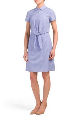 Jaimie Shirt Dress